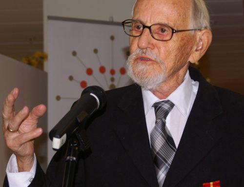 Edin Løvås – vår venn og støttespiller er død
