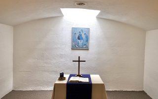 Bønnerommet i Johanneskapellet